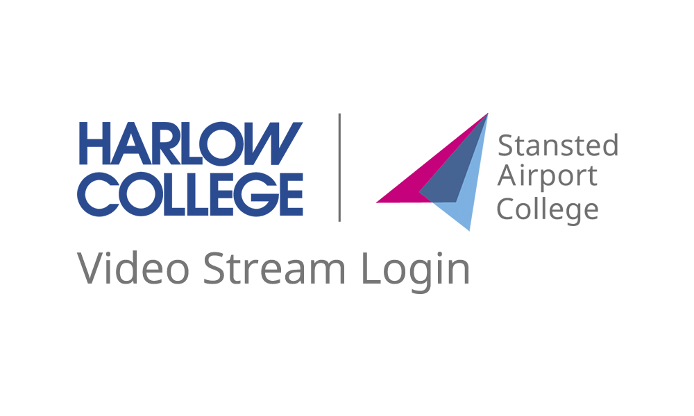 - Harlow College Video Stream - Powered by Planet eStream